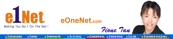 Internet Marketing Company - eOneNet.com